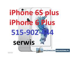 Serwis iPhone 7 iPhone 7+ iPhone 6S 6S plus wymiana szybki